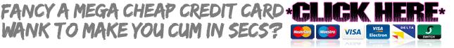 Cheap Credit Card Wank